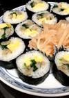 太刀魚の巻き寿司&ばら寿司