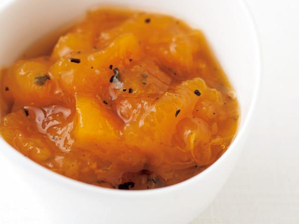 黄金桃と那須野紅茶のコンフィチュール