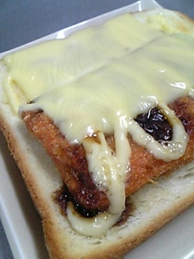 がんすトースト