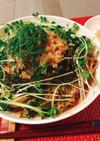 【発毛レシピ】サバ缶の和風スパゲッティ