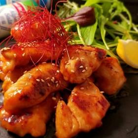 簡単!鶏胸肉料理!鶏むね肉でエビチリ風