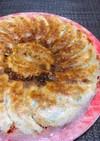 羽根つき✤餃子の焼き方