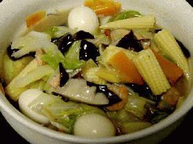 海の幸と野菜の中華祭り☆ミ