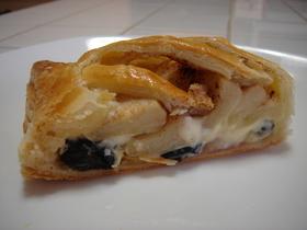 簡単、美味☆クリームチーズアップルパイ