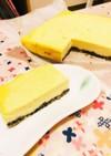 豆腐とヨーグルトでカサ増し!チーズケーキ