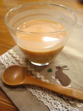 ハニージンジャー♥ミルクティー