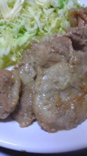 ❤簡単美味しい豚の生姜焼き❤