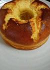 簡単なチーズ味シフォンケーキ