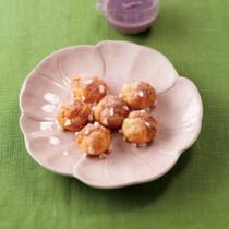 桜と米粉のシューケット