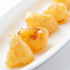 パイナップルのベニエ