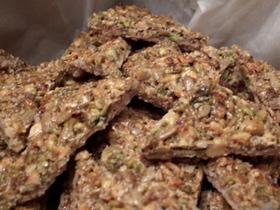 ナッツたくさんクッキー/ドイツのクッキー