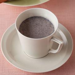 黒豆きな粉と黒糖ミルク