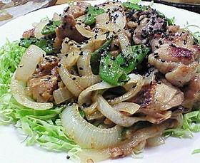 鶏の味噌マヨガーリック♪part2