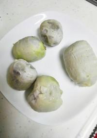 簡単里芋の処理・保存