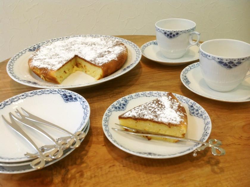 簡単♡ヨーグルトケーキ