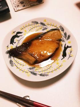 簡単!美味しいブリの照り焼き