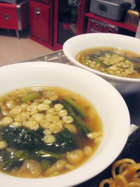 うま☆すっぱ(´∀`)酸辣湯っぽいスープ