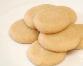 ほろりと崩れるクッキー♪ポルボローネ