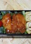 お弁当に~チキンカツリメイク 甘酢味
