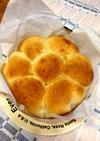 朝焼きたて☆ストウブでミルクちぎりパン
