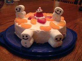 クリスマスケーキ?