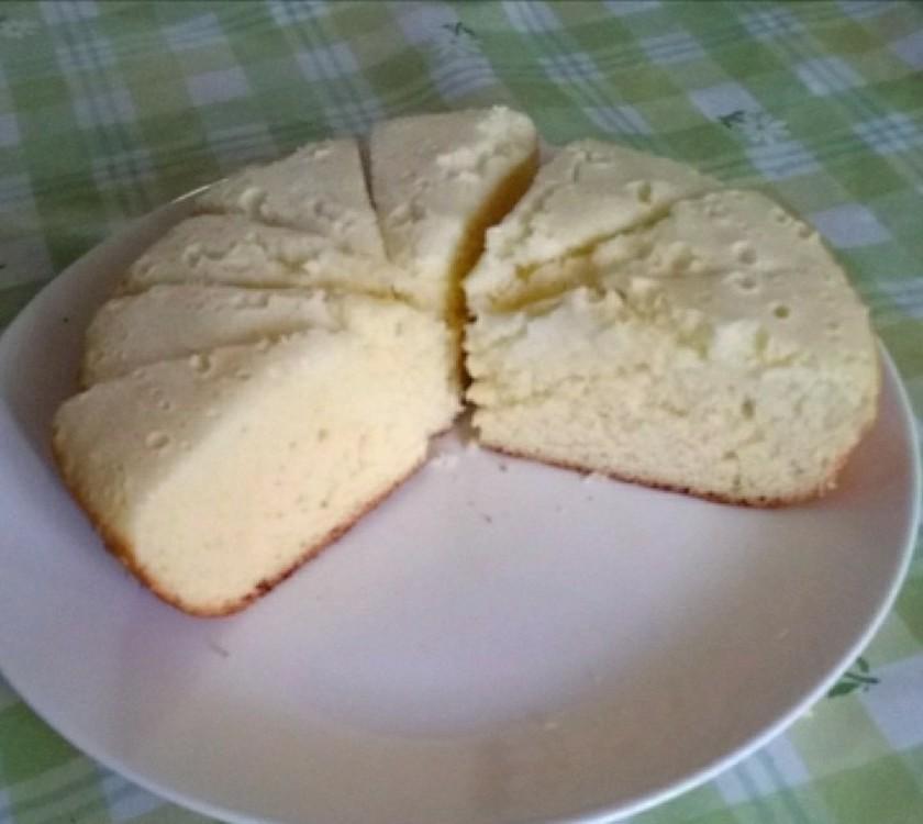 HMを使って炊飯器deシフォンケーキ