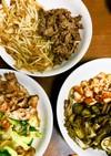 ポン酢で野菜をワシワシ食べる焼肉!