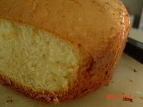 手抜きのHBバターケーキ