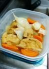 白菜とがんもどきの煮物