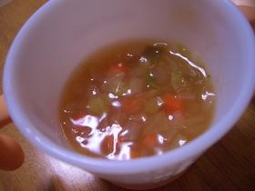 ★食欲ない1歳児に。トロトロ野菜スープ★