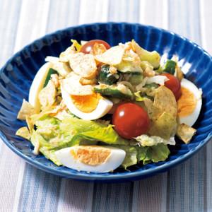 棒棒鶏風野菜サラダ