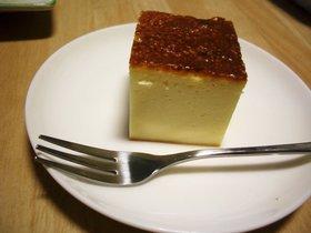 ミキサーで作る!簡単チーズケーキ!