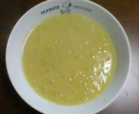 簡単 ばあばのコーンスープ