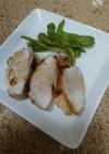 簡単!鶏むね肉のグリル焼き