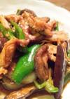 ツマミに最高!鶏肉とナス秋のピリ辛回鍋肉