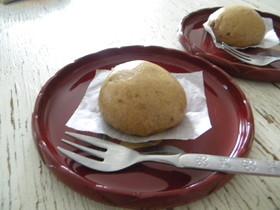 茶まんじゅう(利休・黒糖・温泉饅頭)