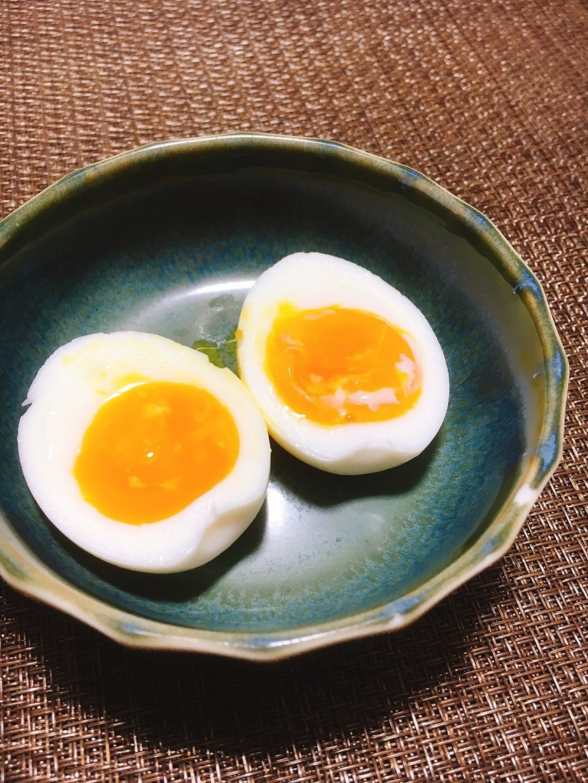 【覚書】ゆで卵✤お湯から