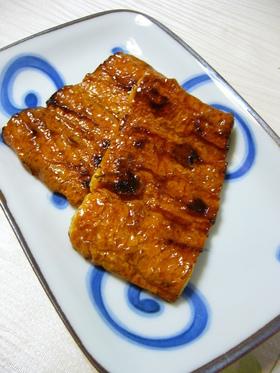 鯛ちくわの蒲焼風:レオン亭