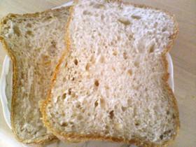 【HBで】うちのクルミ食パン