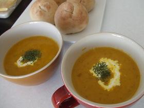 ほっこり♪かぼちゃのスープ