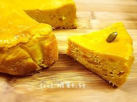 低糖質☆かぼちゃシナモンチーズケーキ