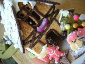クリスマス☆クッキーハウス07年版