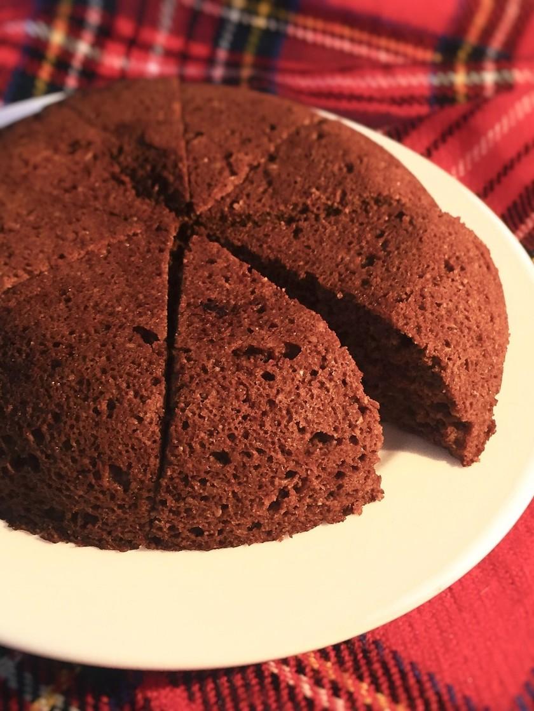 糖質制限◆生おからで簡単レンジケーキ