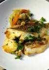 フライパン1つで*真鱈の甘旨お味噌焼き