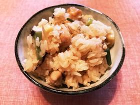 郷土料理 蒜山(ひるぜん)おこわ 母の味