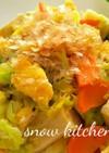 高野豆腐チャンプルー