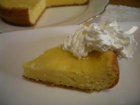 炊飯器で簡単☆もっちりチーズケーキ