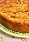 HMで混ぜるだけ簡単☆ヨーグルトケーキ