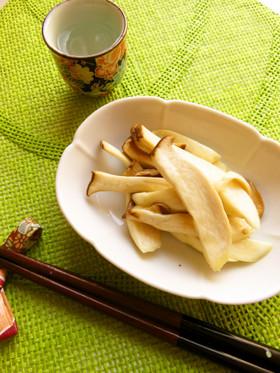 ☺お弁当に☆簡単常備菜エリンギの浅漬け☺