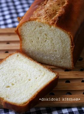 HBで♡簡単デニッシュ風食パン